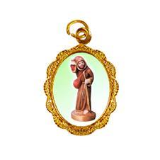 Imagem - Medalha de alumínio - São Longuinho cód: 17469653-19
