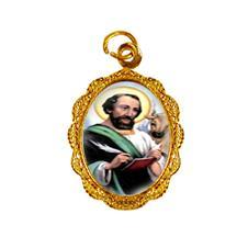 Medalha de Alumínio - São Lucas