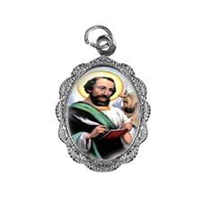 Imagem - Medalha de Alumínio - São Lucas cód: 12790804-20