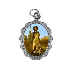 Imagem - Medalha de alumínio - São Roque cód: 16555256-20