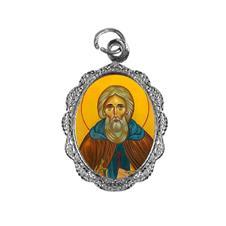 Imagem - Medalha de Alumínio - São Sérgio  cód: 17356775-20