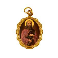 Imagem - Medalha de alumínio - São Tadeu cód: 16522767-19