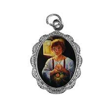 Medalha de Alumínio - São Tarcísio Níquel