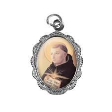 Imagem - Medalha de Alumínio - São Tomás de Aquino cód: 15289767-20