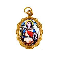 Imagem - Medalha de Alumínio - São Vitor cód: 17173586-19