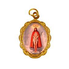 Imagem - Medalha de alumínio - Senhor Bom Jesus de Iguape - 11556507-19