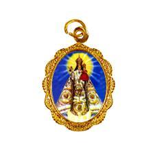 Imagem - Medalha de alumínio - Virgem de Andacollo cód: 11037975-19