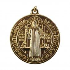 Imagem - Medalha de São Bento Grande cód: MDT51DR