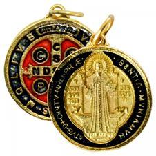 Imagem - Medalha de São Bento Grande - 2,5 cm - 13663914-19