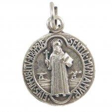 Imagem - Medalha de São Bento Redonda cód: 12691647