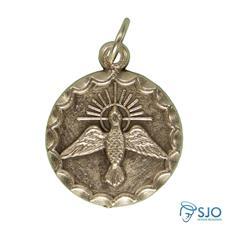 Medalha Divino Espirito Santo Redonda