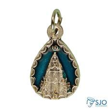 Imagem - Medalha Gota de Nossa Senhora Aparecida cód: 15627225