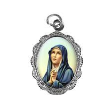Imagem - Medalha de alumínio - Nossa Senhora das Dores - Mod. 2 - 18513361-20