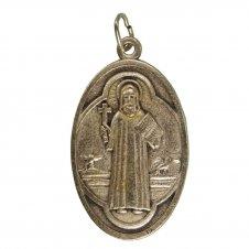 Imagem - Medalha Oval São Bento cód: 19138247
