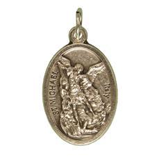 Imagem - Medalha Oval de São Miguel cód: 14256793