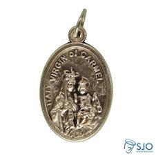 Imagem - Medalha Italiana Nossa Senhora do Carmo cód: 10413594