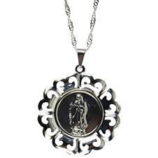 Colar com Medalha de Nossa Senhora Guadalupe