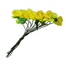 Imagem - 144 Mini Florzinha de Papel cód: 89.01.020