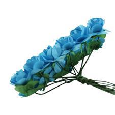 144 Mini Florzinha de Papel