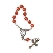 Imagem - Mini terço com foto da Santa Eucaristia cód: 15001746-26