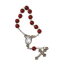 Imagem - Mini terço com foto da Santa Eucaristia cód: 15001746-34