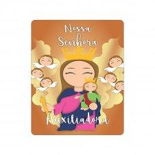 Imagem - Mousepad Nossa Senhora Auxiliadora Infantil cód: MNSAI2