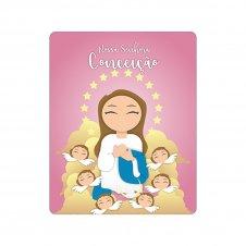 Imagem - Mousepad Nossa Senhora da Imaculada Conceição Infantil cód: MNSIC