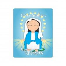 Imagem - Mousepad Nossa Senhora das Graças Infantil cód: MNSG