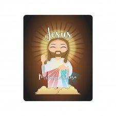 Imagem - Mousepad Jesus Misericordioso Infantil cód: MJMI