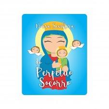 Imagem - Mousepad Nossa Senhora do Perpétuo Socorro Infantil cód: MNSPSI