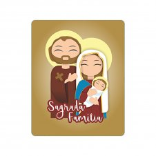 Imagem - Mousepad Sagrada Família Infantil cód: MPSFI