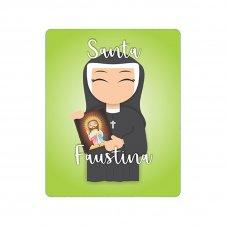 Imagem - Mousepad Santa Faustina Infantil cód: MSFI