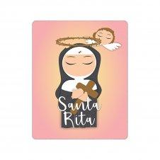 Imagem - Mousepad Santa Rita Infantil cód: MSRI