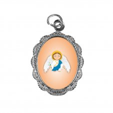 Imagem - Medalha de Alumínio São Gabriel Infantil cód: MASGIN