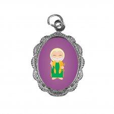 Imagem - Medalha de Alumínio São Pedro Infantil cód: MASPIN
