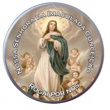 Imagem - Latinha de Nossa Senhora da Imaculada Conceição cód: 11858439