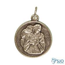 Imagem - Medalha Redonda Desatadora dos Nós cód: 17896894