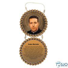 Imagem - Adorno de Porta Redondo - Padre Hurtado cód: 13040383