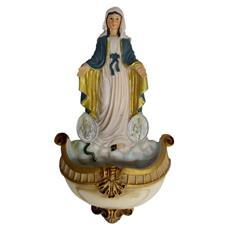 Pia de Água Benta de Nossa Senhora das Graças