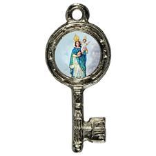 Pingente Chavinha Nossa Senhora da Cabeça