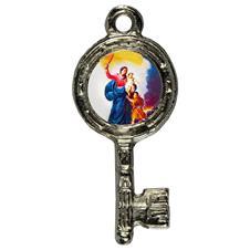 Imagem - Pingente Chavinha Nossa Senhora da Defesa cód: 15947829-4