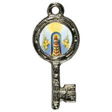 Imagem - Pingente Chavinha Nossa Senhora de Loreto cód: 15947830-6