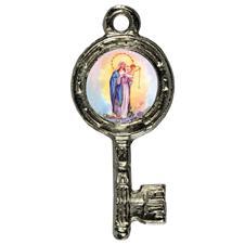 Imagem - Pingente Chavinha Nossa Senhora dos Navegantes cód: 15947831-0