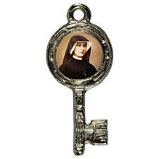 Pingente Chavinha Santa Faustina