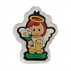 Imagem - Pingente Cristal para Chaveiros e Colares Infantil cód: PC-01-SG