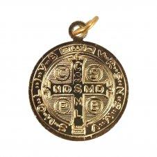 Imagem - Pingente Medalha de São Bento cód: MPSB