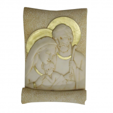 Imagem - Adorno Pergaminho da Sagrada Família  cód: 14775533