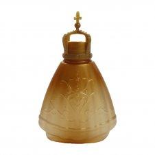 Imagem - Porta Água Benta de Plástico Nossa Senhora Aparecida cód: 7886