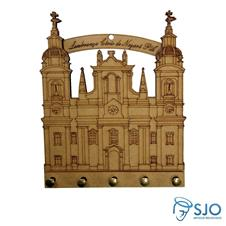 Porta Chave Santuário de Nazaré - 15 cm