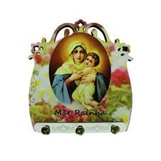 Porta-Chave de Mãe Rainha